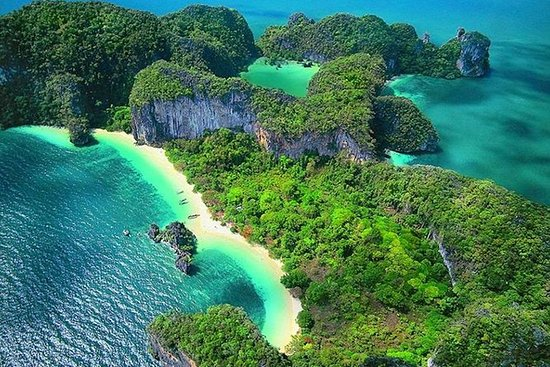 Private Tour to Hong Islands & 4...
