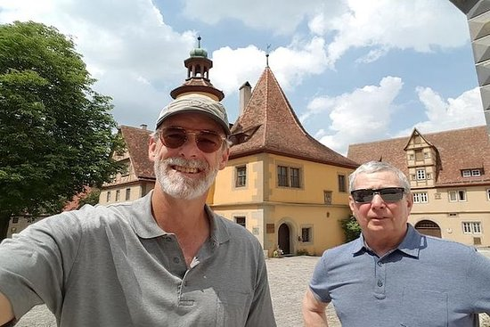 Rothenburg Private Day Tour