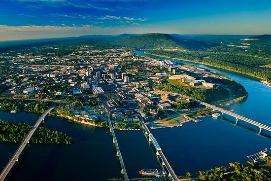 Discover Chattanooga Walking Tour