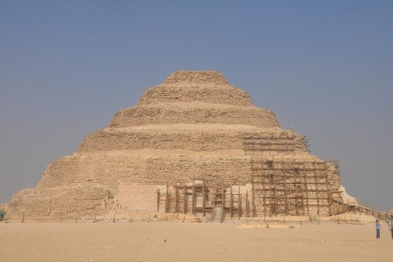 Giza Pyramids and Sphinx ,Memphis and...