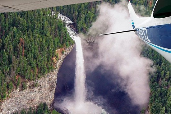 Wings and Waterfalls - Wells Gray...