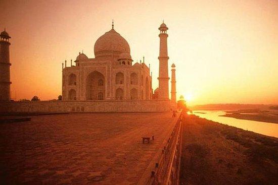 All Inclusive: Viagem de um dia ao Taj...