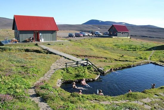 Le sorgenti termali di Laugafell