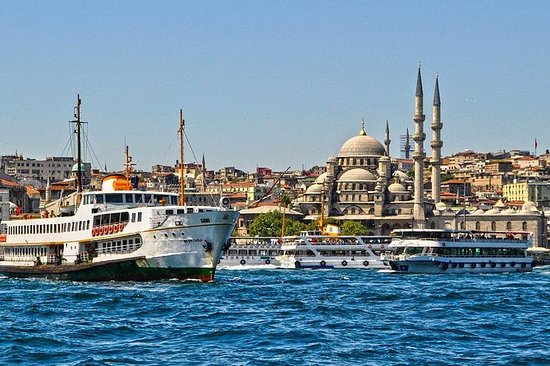 Half day Bosphorus Tour by Bus and...