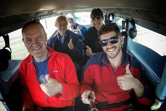 Experiencia Nazca vuelo y tour.
