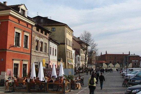 Quartier juif, sites d'Oskar...