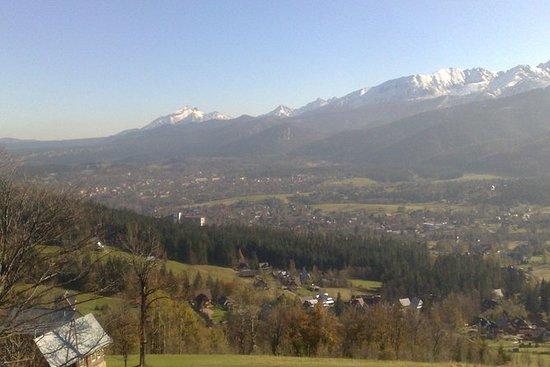 Zakopane - tour privado para a cidade...