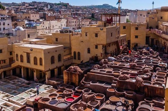 Marrakech sightseeing guidet tur for...