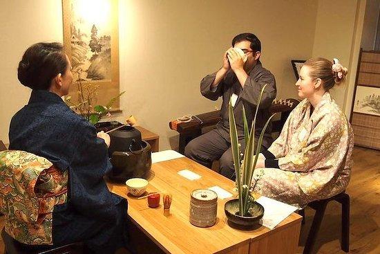 Te gjør i Kimono