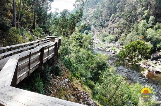 Caminatas a pie de los ríos Paiva...