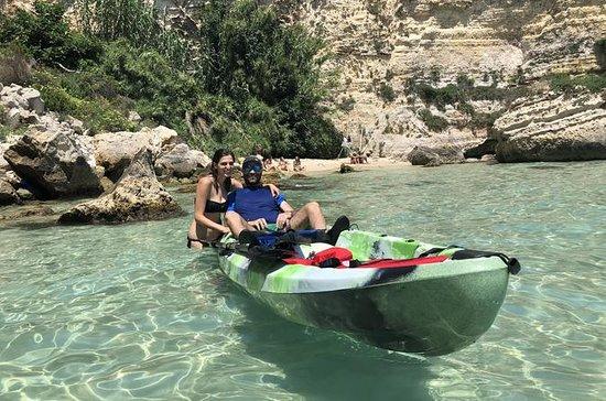 Otranto kajakk og eventyr