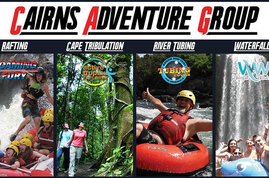 Cairns Adventure Package - 4 Touren ...