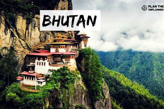 Budsjett tur til Bhutan - Planlegg...