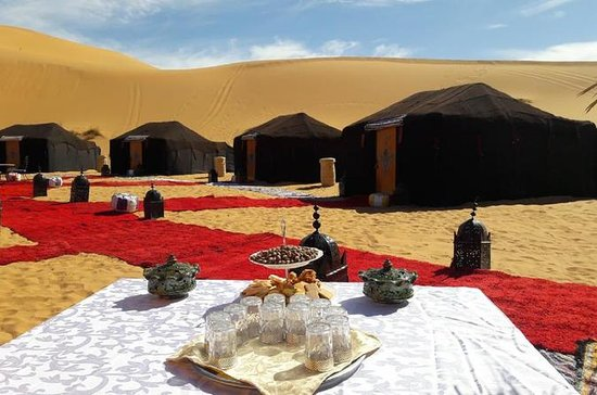 Ørken tur fra marrakech til draa dal...