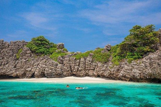 Rok & Haa Islands from Phuket