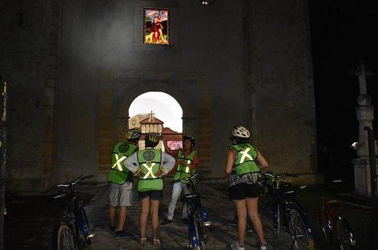 Night Bike Tour Valladolid