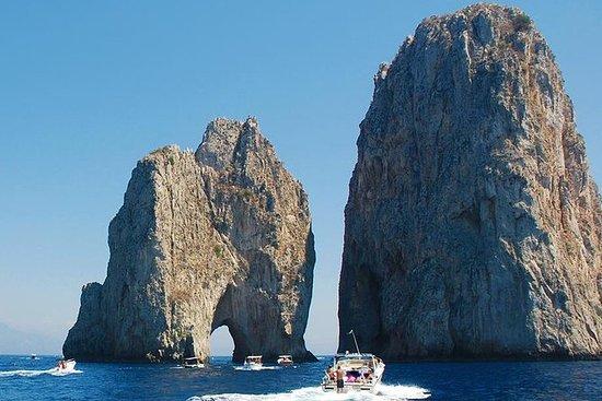 Tour privado Capri Deluxe desde...