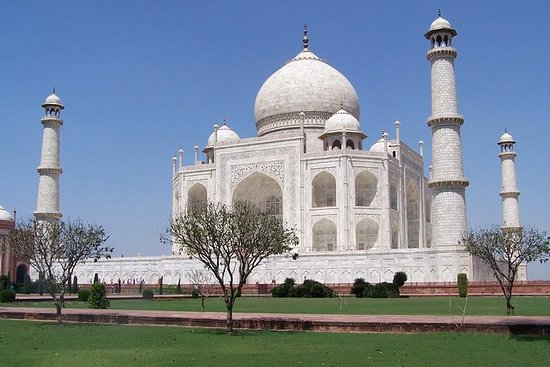 01 Day Agra Tour With Taj Mahal and...