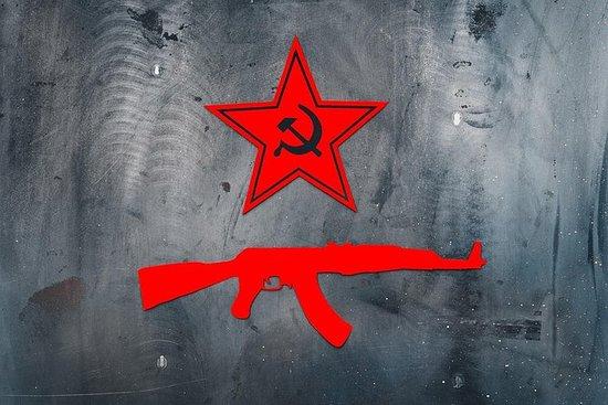 Moscou: Expérience de tir avec...