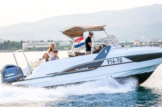 Location de bateau - 1 jour de Trogir