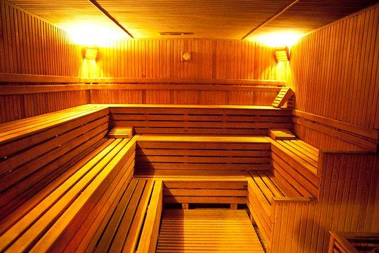 Bera Konya Hotel: Sauna