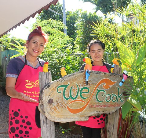 We Cook Thai Home Garden Cooking School