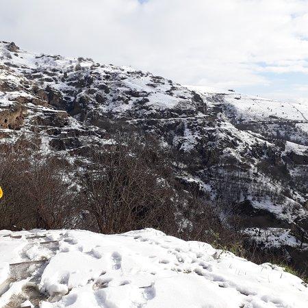 Syunik Province, Αρμενία: Khndzoresk