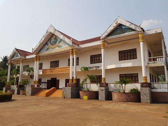 Champasak Historical Heritage Museum