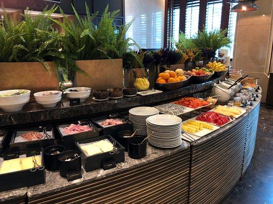 Siam Kempinski Hotel Bangkok: 酒店早餐