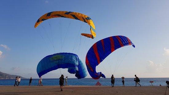 Paragliding Mantra