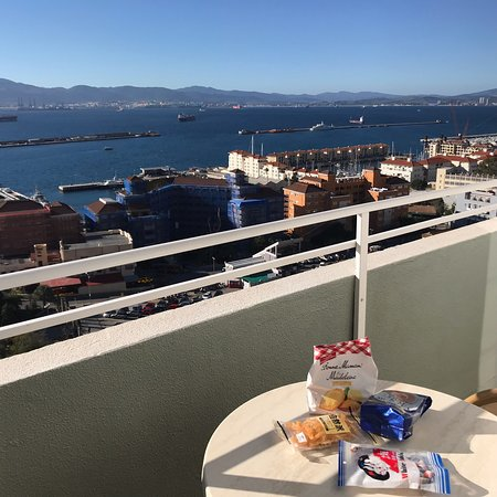 Nice hotel to stay in Gibraltar