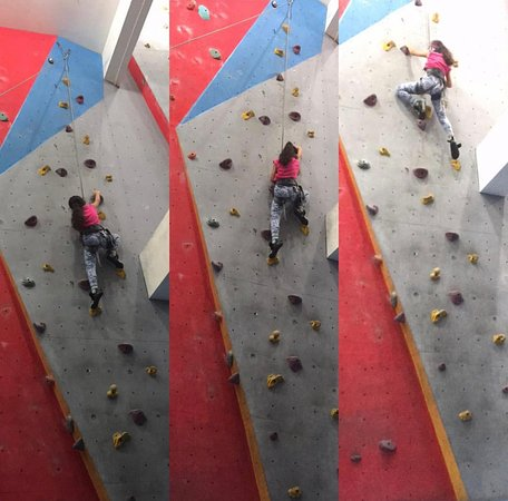 Peak To Peak Indoor Climbing