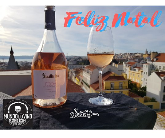 2e64731ec1 The best place to discover Portuguese wines - Review of Mundo do ...