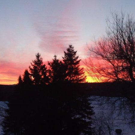 Saint-Armand, Kanada: Un beau matin