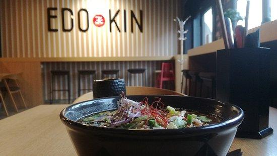 EDO-KIN sushi&ramen bar: Edo-Kin Piešťany