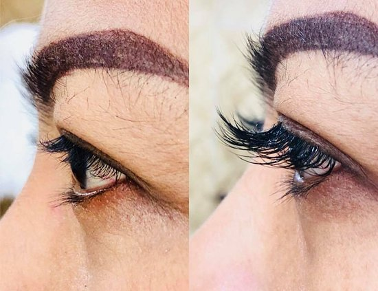 สักขอบตาภูเก็ต สักขอบตาป่าตอง Eyeliner tattoo Smoky Ombre