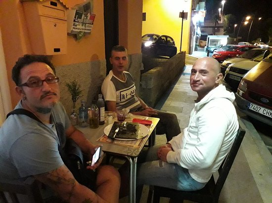 La Camella, Spanyolország: Pizzeria La Tarantella