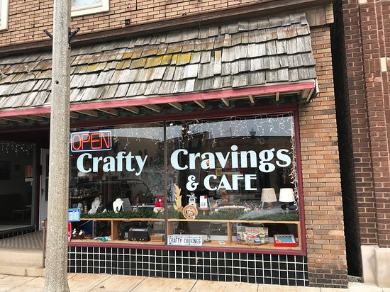 Crafty Cravings Cafe