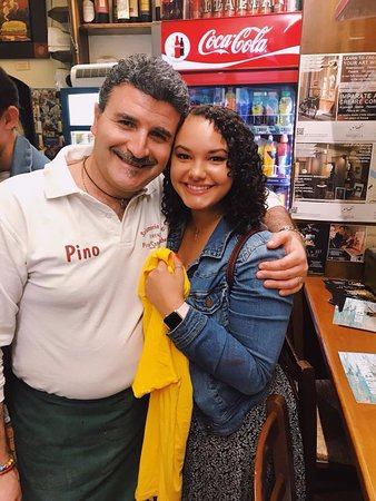 Salumeria Verdi - Pino's Sandwiches: I studied abroad in Florence and Pino was my absolute favorite local. The food is like no other, and so is his kind hearted personality. Miss you Pino!