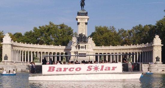 Barco Solar Del Retiro