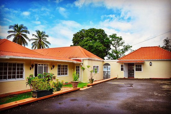 Entrance - Picture of The Geest Plantation House, St. Lucia - Tripadvisor