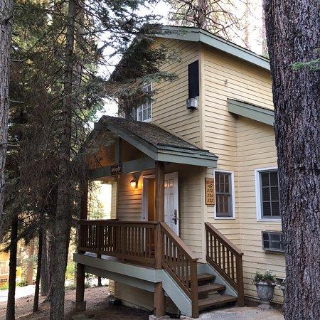 Tenaya Lodge at Yosemite: Our room