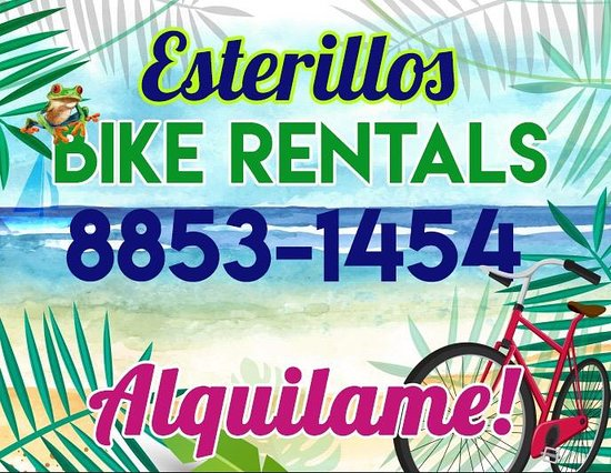 Esterillos Beach Bike Rentals
