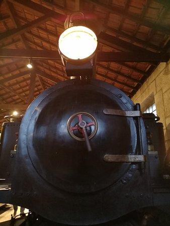 Arco de Baulhe, Portugal: Train