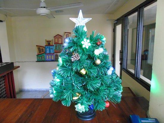 Lo invitamos a celebrar navidad en el Brisas Santa Lucía/ We invite you to celebrate Christmas at the Brisas Santa Lucia