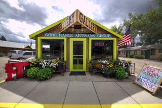 Kremmling, CO: Gore Range Art Gallery