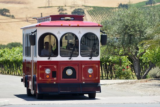 On the Trolley and in the Livermore Valley Wine Country is where you want to be.