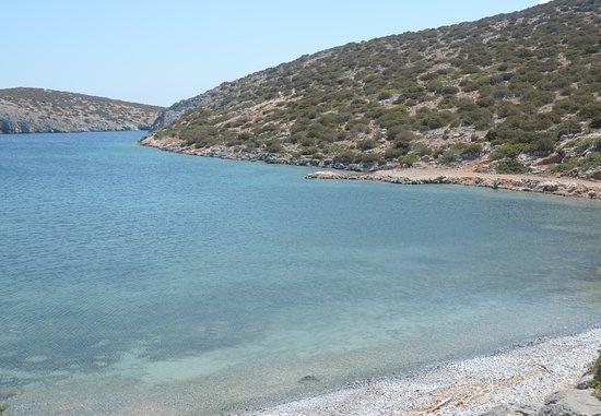 Αστυπάλαια, Ελλάδα: la spiaggia