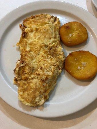 De Cuchara La Cocina de Carmen: Tortilla de Oricios