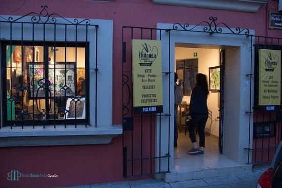 Atelier: La Chilanga y su Pinche Gringo